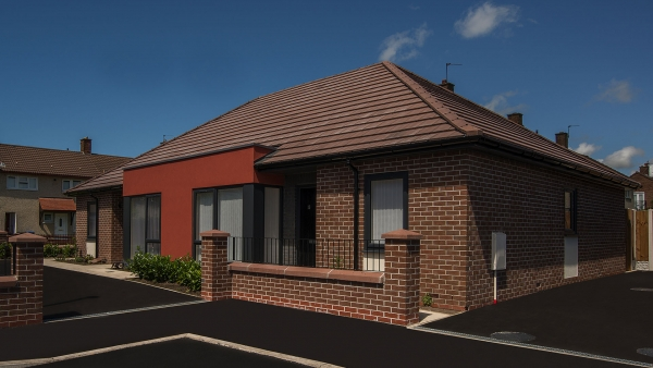 Kirkby Liverpool Bungalow Homes - Social Housing