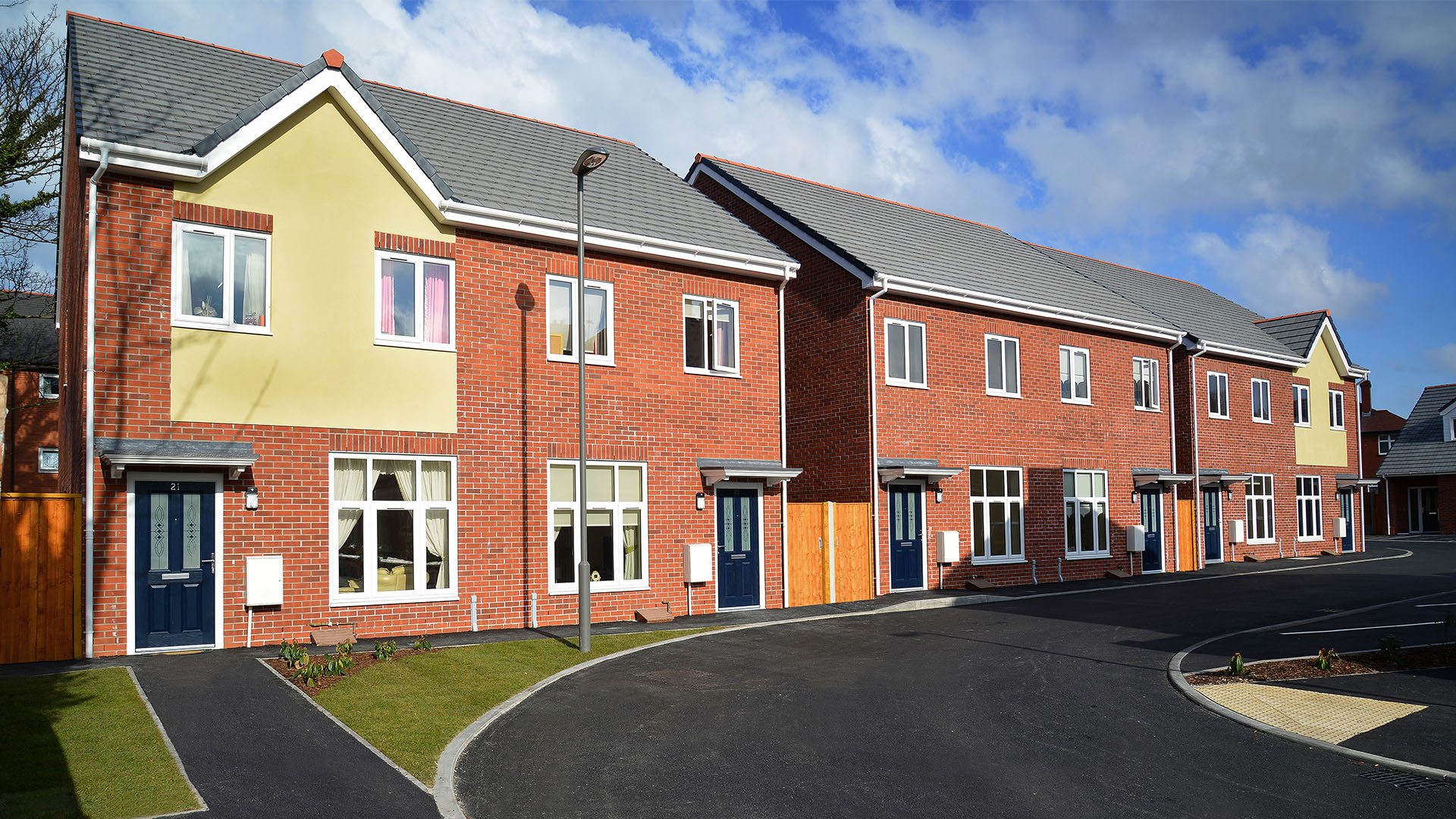 MBE Construction - Building, Developments, Social Housing - Wales