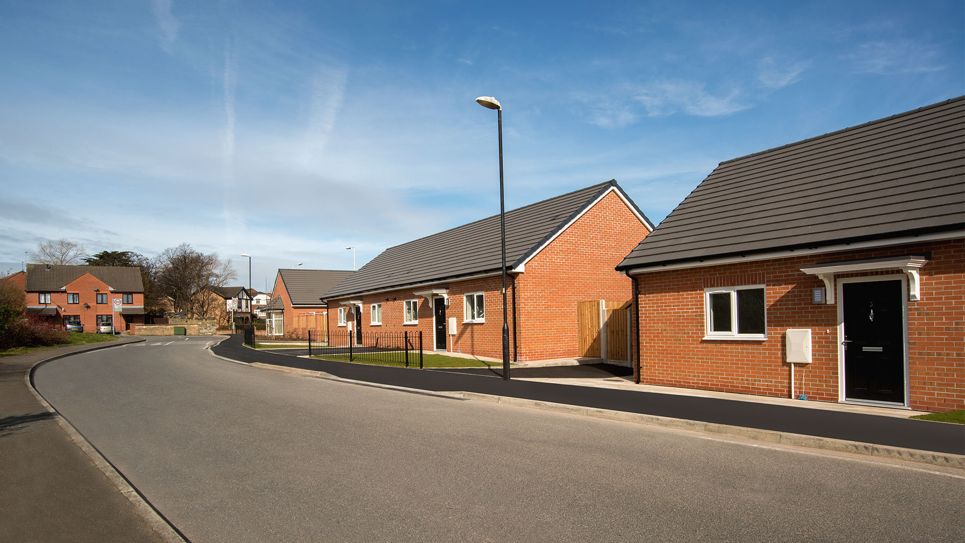 MBE Construction - Building, Developments, Social Housing - North West