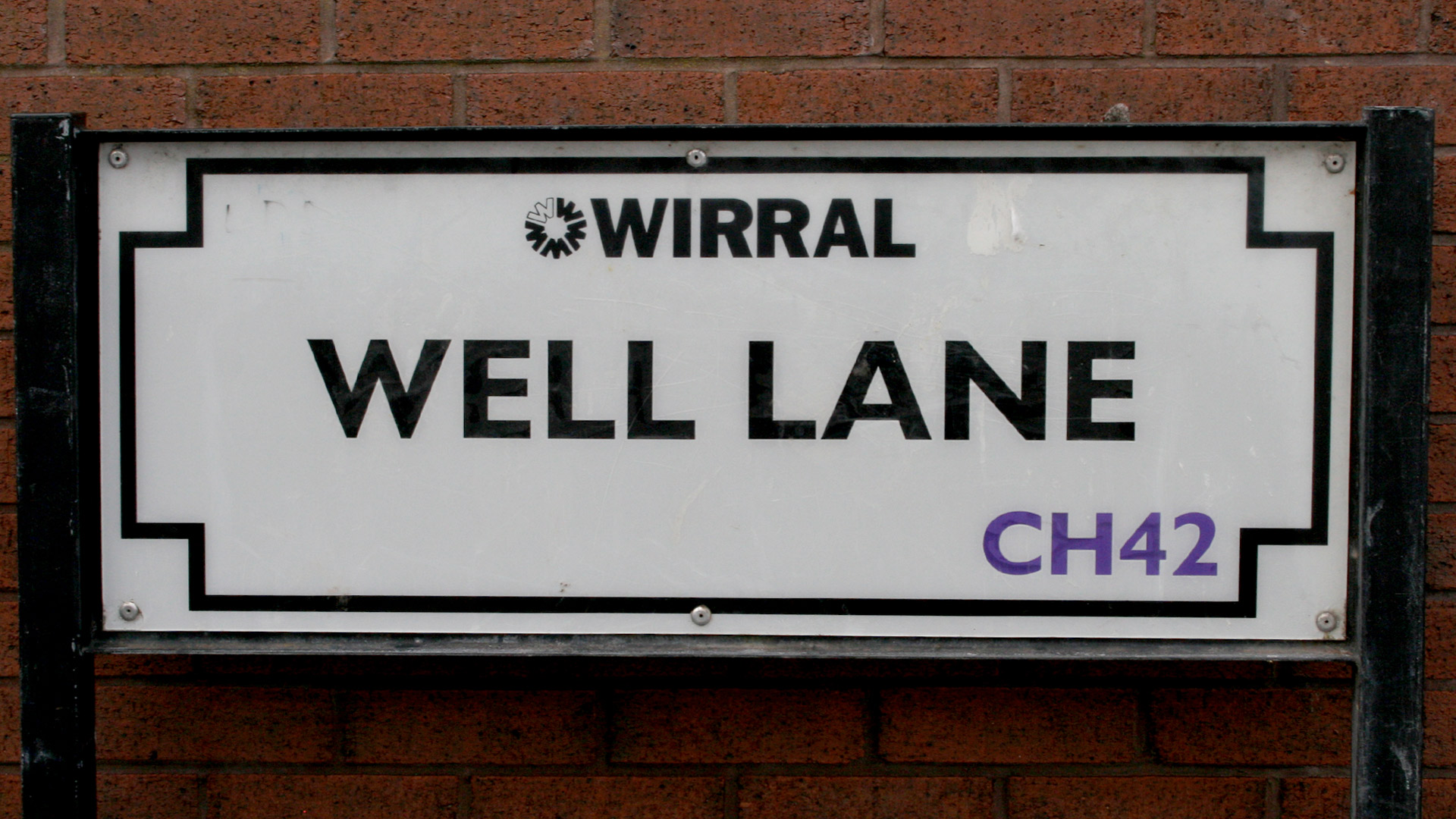 Well Lane, Bebington