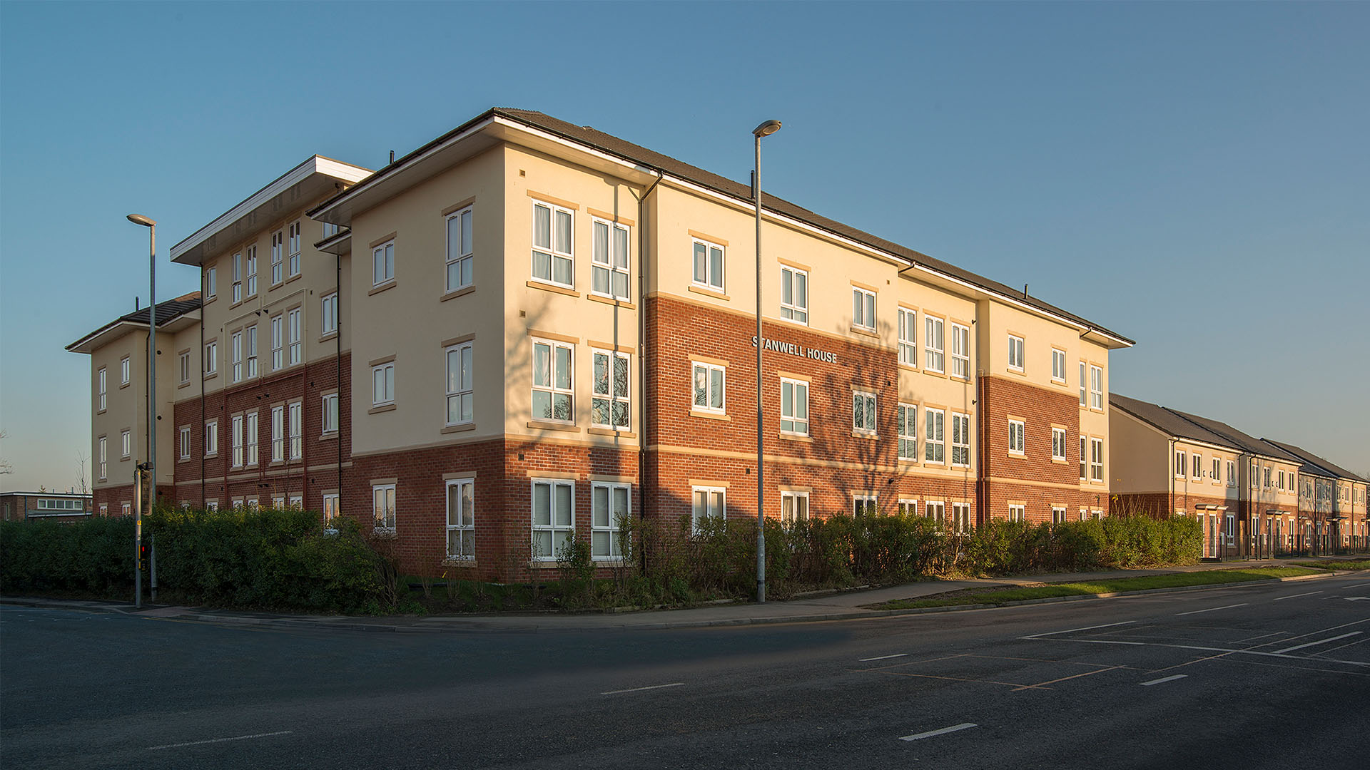 MBE Construction - Building, Developments, Social Housing - Liverpool